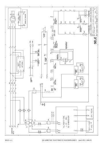 Came Za2 Schema Elettrico : Collegamenti elettrici
