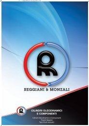 CILINDRI OLEODINAMICI E COMPONENTI - Reggianiemonzali.it