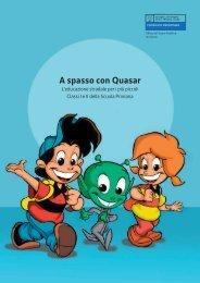 A spasso con Quasar 1 - Regione Autonoma Friuli Venezia Giulia