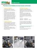 sistema di trattenimento per tubi flessibili in pressione ... - Stopflex - Page 2