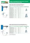 sistema di trattenimento per tubi flessibili in pressione ... - Stopflex - Page 6