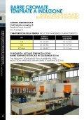 barre cromate - CMC ITALIA Srl - Page 6