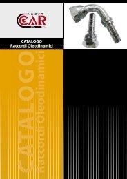 CATALOGO Raccordi Oleodinamici - NUOVA CAR