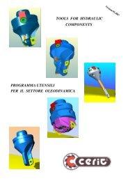 programma utensili per oleodinamica - Cerit.it