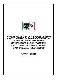 Catalogo Componenti Oleodinamici