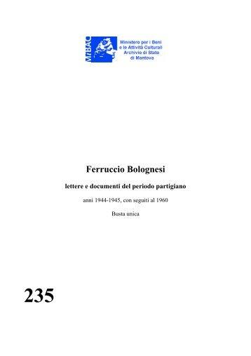 Ferruccio Bolognesi