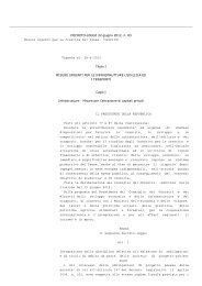 DECRETO-LEGGE 22 giugno 2012, n. 83 Misure ... - Città di Torino