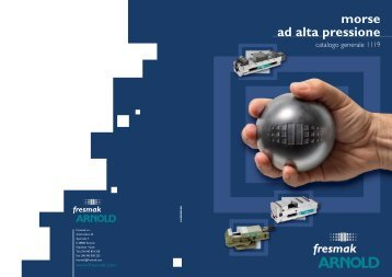 Alta Pressione - Fresmak, SA