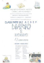 Diario di bordo - Quintocircolocl.It