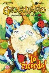SCOUT Giochiamo - Anno XXXVI - n.5 - 29 marzo 2010 ... - Agesci
