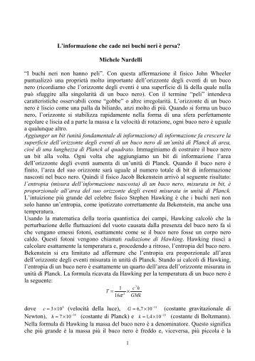 Buchi neri e informazione.pdf - Nardelli
