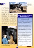 Reit-Therapie mit Friesen Reit-Therapie mit Friesen Reit-Therapie ... - Seite 2