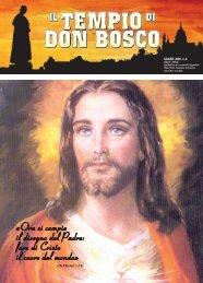 fare di Cristo il cuore del mondo - Colle Don Bosco