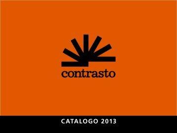 download catalogo 2013 - Contrasto