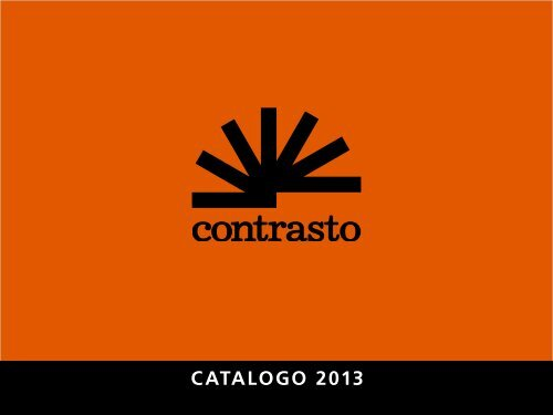 download catalogo 2013 - Contrasto