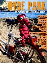 rivista numero 3 - Hyde Park