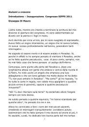 Giuseppe Di Mauro pdf - Sipps