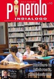 Studiare in biblioteca, che passione! - Pinerolo.Indialogo