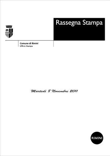 iliîli - Arengo Online - Comune di Rimini