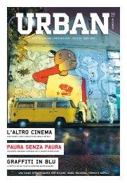PAURA SENZA PAURA GRAFFITI IN BLU L'ALTRO CINEMA - Urban