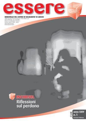 ESSERE - Gennaio Febbraio 2012.pdf - CSA Arezzo