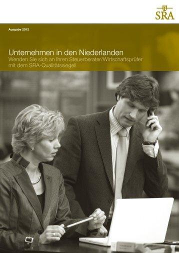 Unternehmen in den Niederlanden
