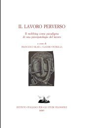 Istituto Italiano per gli Studi Filosofici - ForzeArmate.Org