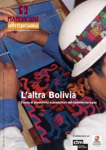 L'altra Bolivia - Mandacaru