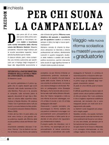 inchiesta - FreePress Magazine
