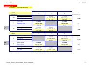 Spielplan der Damen 40 und Herren 40 - Tennisgemeinschaft ...