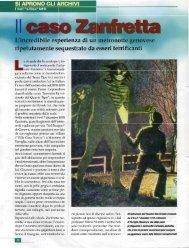 36) il caso zanfretta