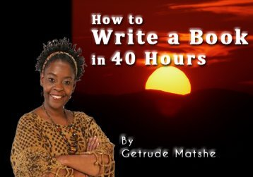 How-to-Write-a-Book-in-40-Hours