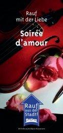Soirée d'amour - Gurten