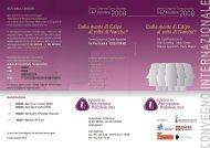 scarica la brochure - Istituto di Psicoterapia Psicoanalitica