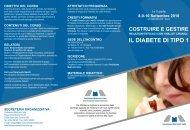 Programma del I Livello - Fondazione Medtronic Italia