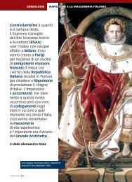 Napoleone, la massoneria e il Regno d'Italia - Storia In Rete