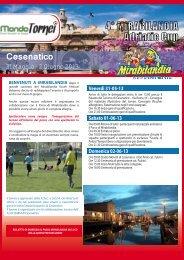 4° MIRABILANDIA Adriatic Cup - Mondo Tornei