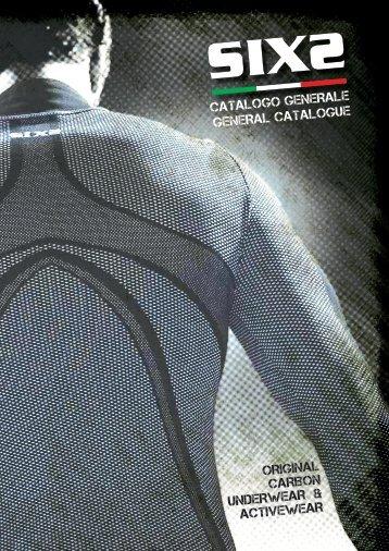 SIXS - Catalogo generale - Alpi Sport Centrum