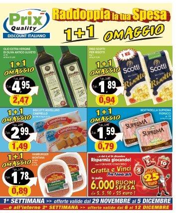 omaggio - Prix Quality