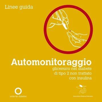 Automonitoraggio - International Diabetes Federation