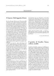 Recensione - Casa Editrice Leo S. Olschki