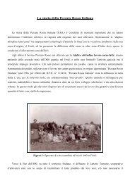 Storia.pdf - ANAPRI - Associazione Nazionale Allevatori Pezzata ...