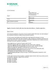 Oggetto: Urinometro Ureofix 500 classic New Generation B.Braun ...