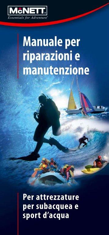 Manuale per riparazioni e manutenzione - Nautica Accessori
