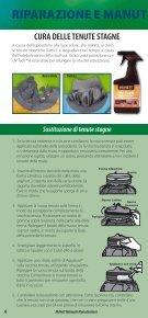 Manuale per riparazioni e manutenzione - Nautica Accessori - Page 6