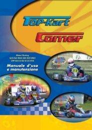 Uso e Manutenzione - Comer - Top-Kart