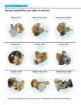 Manuale di manutenzione e riparazione - Sherwood Pumps - Page 6