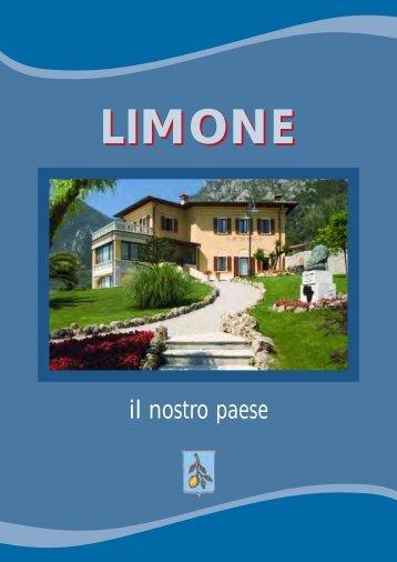 i servizi - Comune di Limone sul Garda