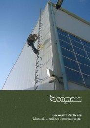 Securail® Verticale Manuale di utilizzo e manutenzione - Somain Italia
