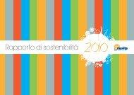 Scarica il Rapporto di Sostenibilità 2010 - Muvita